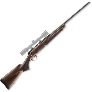 "Browning X-Bolt Hunter Bolt Action Rifle .243 Win 22"" Barrel Blued 4 Rounds Walnut Stock Matte Blued Finish 035208211"