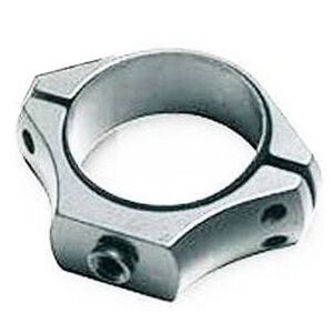 Tikka/Sako Optilock Scope Rings 30mm Tube Diameter Low Height Stainless Finish S130R929