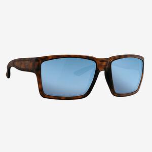 Magpul Explorer XL Polarized Sunglasses Polymer Blue Mirror Lenses Tortoise Frame