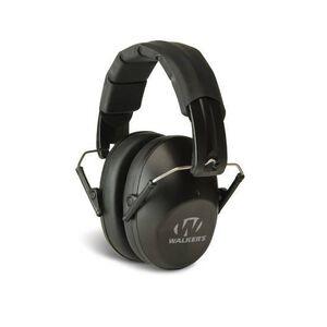 Walker's Game Ear Pro Lo Profile Folding Earmuffs -31dB NRR Mossy Oak Camo GWP-FPM1-CMO
