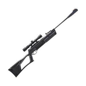 "Umarex Fuel Break Action Air Rifle 1.777 Caliber 18.75"" Barrel SilencAir System 1 Round Synthetic Stock Black Finish 2251313"