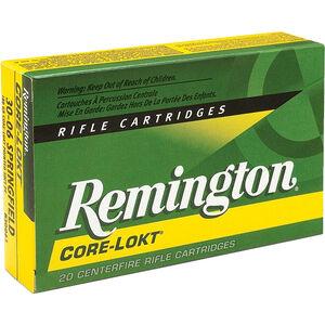 Remington Express .270 Winchester Ammunition 20 Rounds 150 Grain Core-Lokt Soft Point Projectile 2850fps