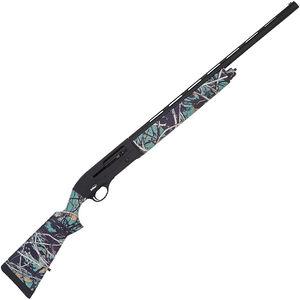 "TriStar Raptor Youth 20 Gauge Semi Auto Shotgun 24"" Barrel 5 Rounds 3"" Chamber Muddy Girl Serenity Synthetic Stock Blued Finish"