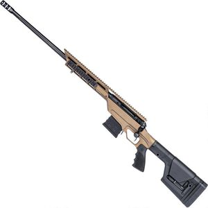 "Savage 110 BA Stealth Evolution Left Handed Bolt Action Rifle .300 Win Mag 24"" Threaded Barrel 5 Rounds Bronze Aluminum Chassis Magpul PRS Stock Black Finish"