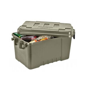 Plano Small Sportsman Trunk, 56 Qts, Green