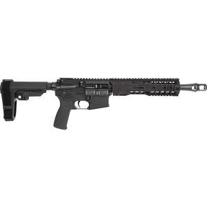 "Radical Firearms .458 SOCOM AR-15 Semi Auto Pistol 10.5"" Barrel 10 Rounds 9"" Free Float M-LOK MHR Handguard SB-Tactical Pistol Brace Black"
