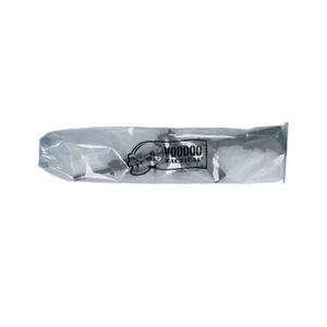 "Voodoo Tactical 10""x46"" Waterproof, Dust & Sand proof Rifle Storage Bag Clear"
