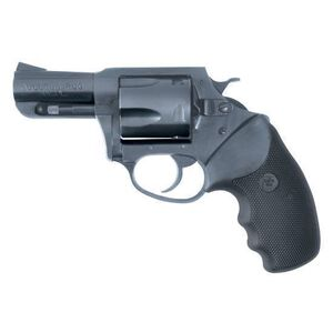"""Charter Arms Bulldog Revolver .44 Special 2.5"""" Barrel 5 Rounds Rubber Grips Blued Finish 14420"""