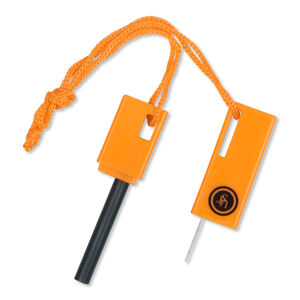 Ultimate Survival Technologies SparkForce Fire Starter Orange 20-310259