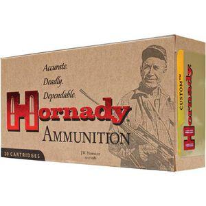 Hornady Custom .300 RUM Ammunition 20 Rounds 180 Grain GMX 3180 fps