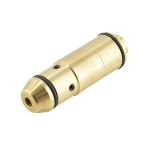 LaserLyte Trainer Pistol Cartridge Laser Trainer .380 ACP Three 377 Batteries 3000 Shot Life Chamber Install Brass LT-380