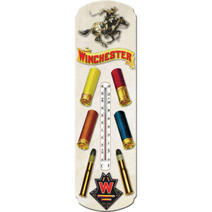 Rivers Edge Products Winchester Ammo Tin Thermometer 1374