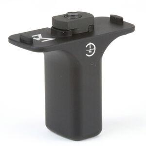 Impact Weapons Components M-LOK Hand Stop Ultra Lightweight Design 6061-T6 Aluminum Type III Hard Coat Anodized Matte Black Finish