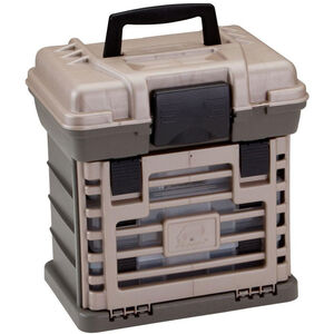Plano Stow 'N Go Pro Rack 3600 Series Graphite Gray and Sandstone