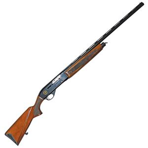 "TR Silver Eagle Sporter 12 Gauge Semi Auto Shotgun 28"" Barrel 4 Rounds Walnut Stock Black Finish"