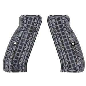 Pachmayr CZ75 G10 Grips Grappler Gray/Black