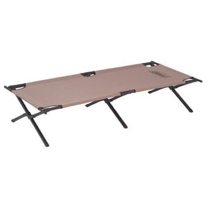 """Coleman Trailhead II Military Style Cot 75""""x30""""x17"""" 300 lbs Rated Polyester Fabric with Steel Frame 2000003209"""