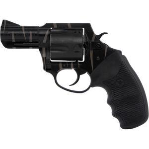 """Charter Arms Pitbull .45 ACP DA/SA Revolver 5 Rounds 2.5"""" Barrel OD Green and Black Tiger Stripe Finish"""