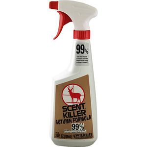 Scent Killer Autumn Formula 24 Ounce