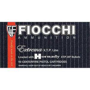 Fiocchi Extrema .38 SPL +P 110 Grain JHP 25 Round Box