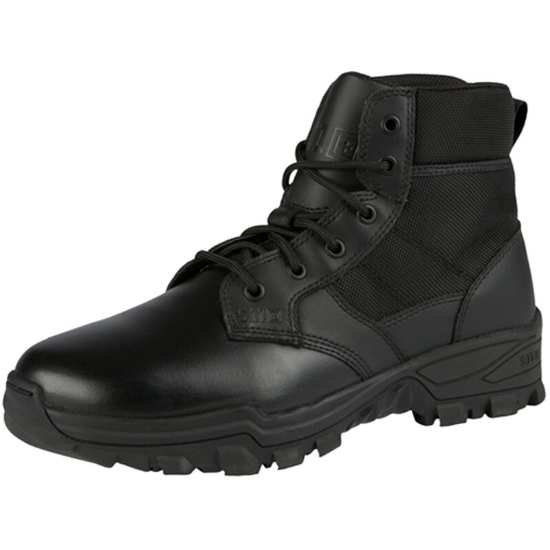 "5.11 Tactical Speed 3.0 5"" Men's Boot Size 8.5 Black"