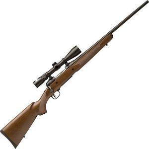"Savage 110 Trophy Hunter XP .270 Win 22"" Barrel 4 Rounds Wood Stock Black Finish Nikon 3-9x40 Scope 19718"