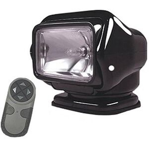 Golight Stryker HID Wireless Handheld Area Light 650,000 Candela Power with Wireless Handheld Remote Black 30511