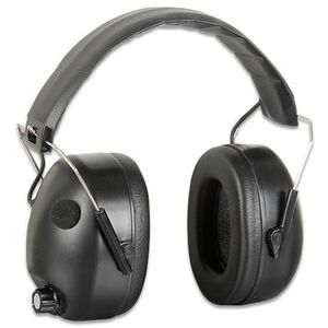 Radians Electronic Earmuffs Black 430-EHP