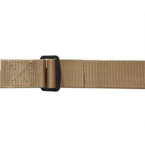 "Tac Shield 1.75"" Garrison Belt 7000 Pound Nylon Tension Lock Buckle One Size Tan T31GTN"