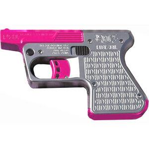 """Heizer Defense Hedy Jane PS1 Derringer .45 LC/.410 Gauge 3.25"""" Barrel Pink Finish 1 Round Stainless Steel Frame Finish PS1SSPN"""