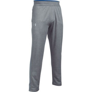 Under Armour Tech Terry Men's Pants Size 2XL True Gray Heather/Silver