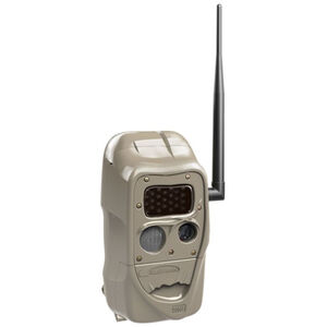 CuddeLink Black Flash Trail Cameras IR LEDs 5MP or 20 MP Images 12 AA Batteries ID Bar Day and Night Mode Brown Finish