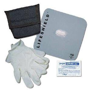 Emergency Medical International CPR Lifeshield Plus Kit 474