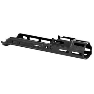 "Kinetic Development Group MREX MKII FN SCAR 4.25"" M-LOK Free Float Extended Hand Guard Rail System Magpul Matte Black"