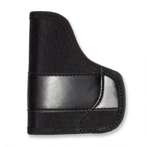 Beretta Nano Pocket Holster Ambidextrous Soft Nylon Anti-Twist System Matte Black E00838