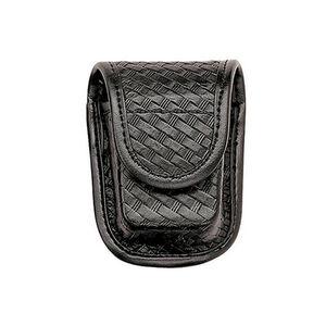 Bianchi Model 7915 AccuMold Elite Pager/Glove Holder Hidden Snap Hi-gloss Black