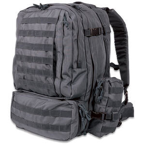 "ModGear Ultimate Combat Backpack 20x19x12"" Black 15-7866001000"