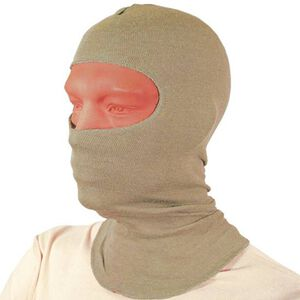 BLACKHAWK! Lightweight Balaclava With Nomex Black 333005BK