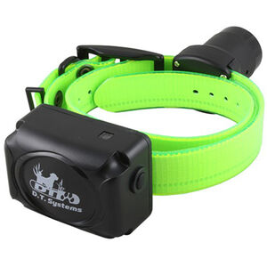 DT Systems Add-On BEEPER Collar Receiver Green