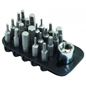 Wheeler Engineering 21 Piece Professional Gunsmith Screwdriver Upgrade Set S2 Tool Steel 954671