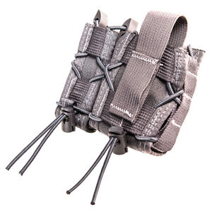 High Speed Gear MOLLE Mounted LEO TACO Wolf Grey