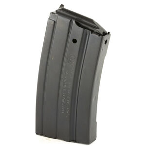 Ruger Mini-14 Magazine .223/5.56 NATO 20 Rounds Steel Blued 90010