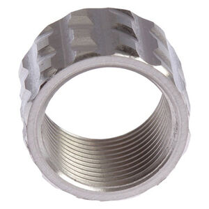 CruxOrd 9/16-24 Thread Protector Stainless Steel
