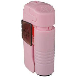 Ruger Ultra Pepper Spray System .38 oz Alarm, Stobe Light, Belt Clip Pink