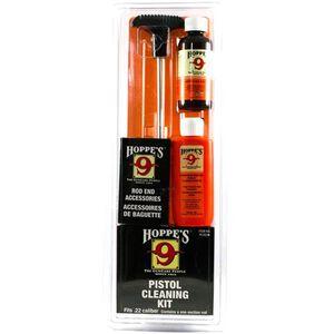 Hoppe's Pistol Cleaning Kit .22 Clamshell