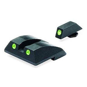 Mako Meprolight Tru-Dot Sigma VE Green/Green Fixed Night Sights ML12740