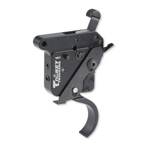 Timney Triggers Remington 700 Trigger w/ Safety, 1.5-4 lb Adjustable Pull Weight, Steel/Aluminum, Black