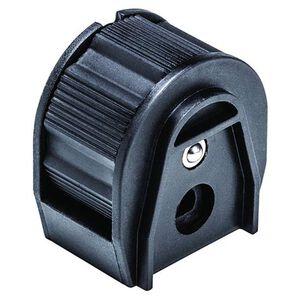 Benjamin Bulldog Clip .357 Caliber 5 Round Rotary Magazine Polymer Black Finish RC35705
