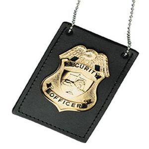 NECK CHAIN, BADGE/ID, PLAIN, P