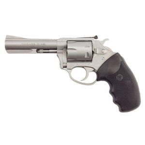 """Charter Arms Target Pathfinder Revolver .22 WMR 4.2"""" Barrel 6 Rounds Synthetic Grips Matte Stainless Steel 72342"""
